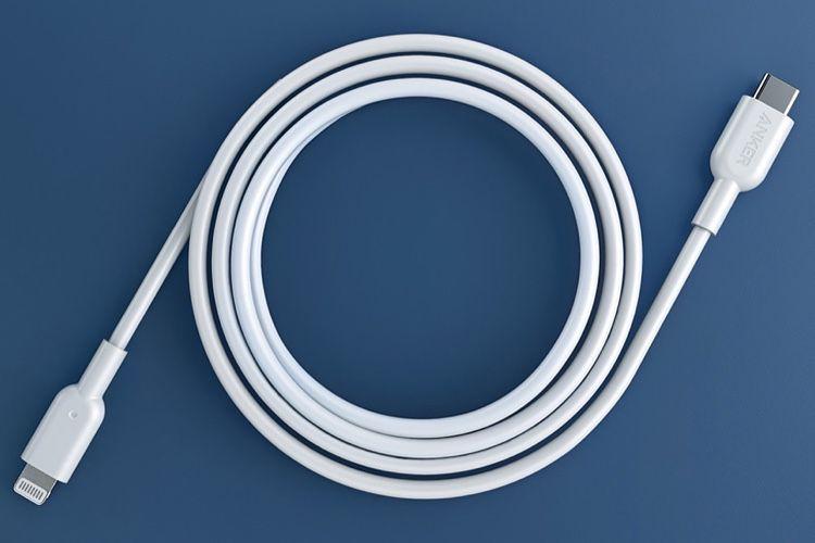 Anker lance un câble USB-C/Lightning un peu moins cher qu'Apple
