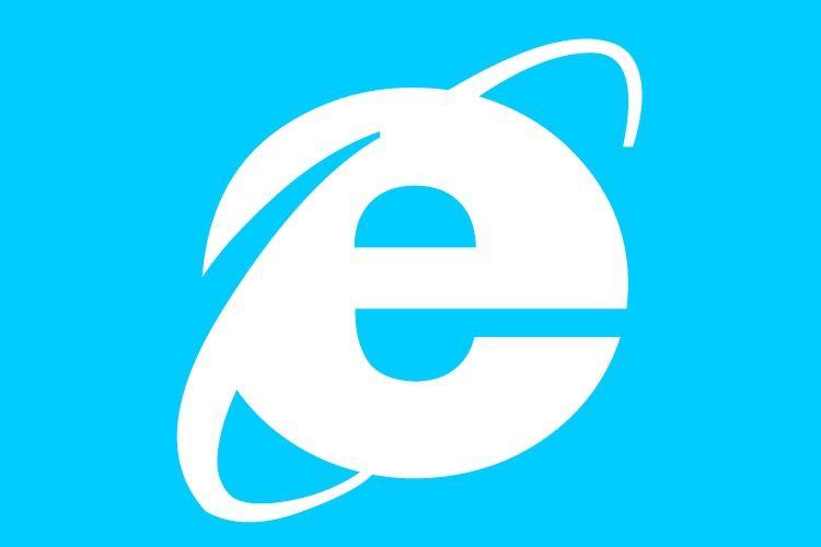 Microsoft conseille de ne pas utiliser Internet Explorer