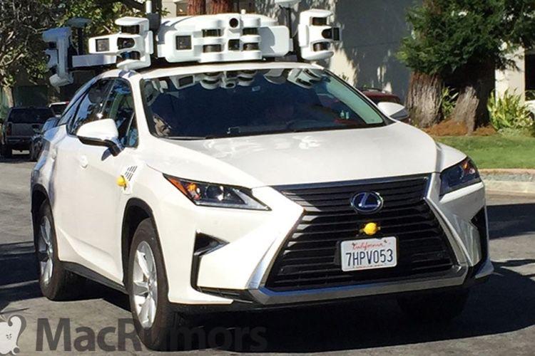 Le rapport d'Apple sur la conduite autonome ne dévoile absolument rien