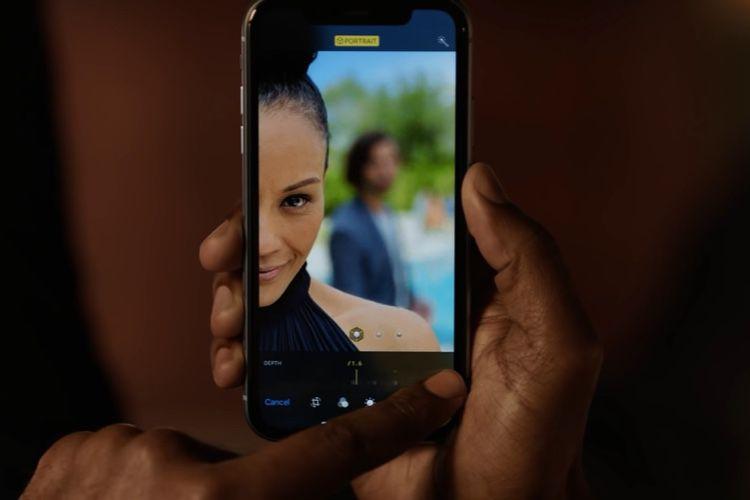 video en galerie : Astuce Apple : le mode portrait pour effacer vos concurrents