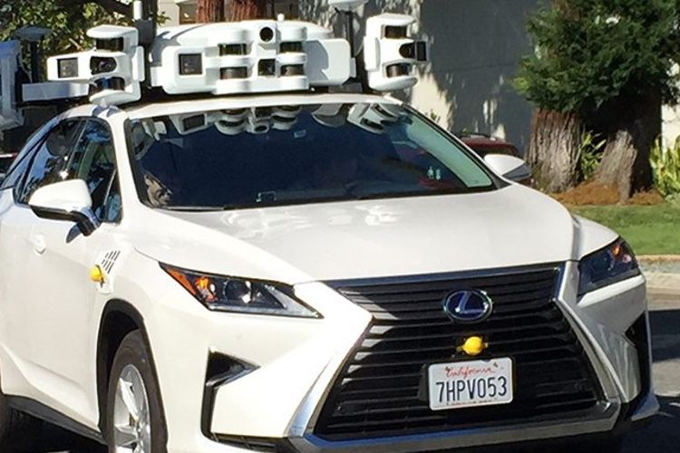 Les voitures autonomes d'Apple donnent plus le volant au conducteur que les autres [màj]