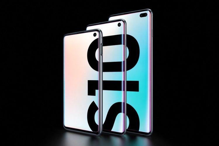 Samsung sort enfin les Galaxy S10 de leur trou