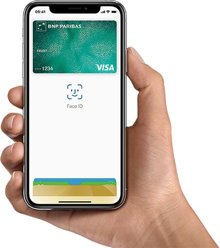 Apple Pay Officiellement Disponible Chez Bnp Paribas Hsbc