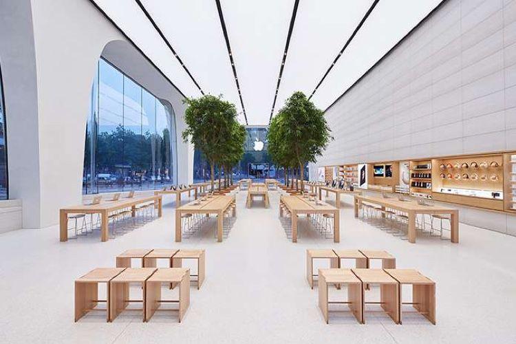 Angela Ahrendts, l'architecte d'une nouvelle génération d'AppleStore