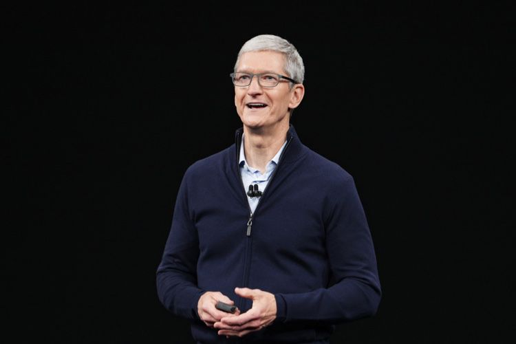 Tim Cook joue la carte de la prudence pour l'iPhone en Chine