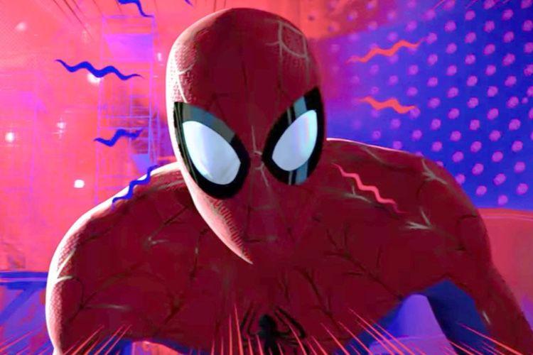 Le logiciel de colorimétrie de Spider-Man : New Generation est open-source