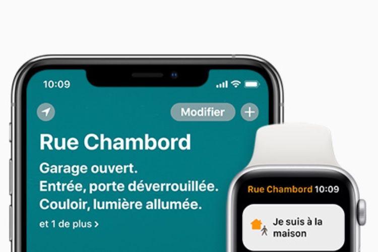 La maison connectée d'Apple a un nouveau patron