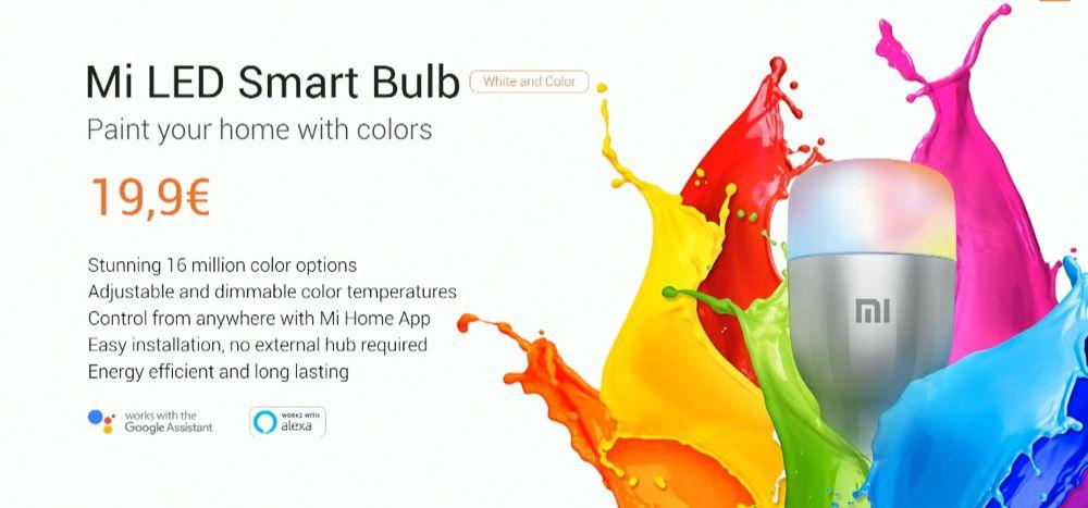 Xiaomi annonce des Mi 9, Mi MIX3 compatible 5G et ampoules