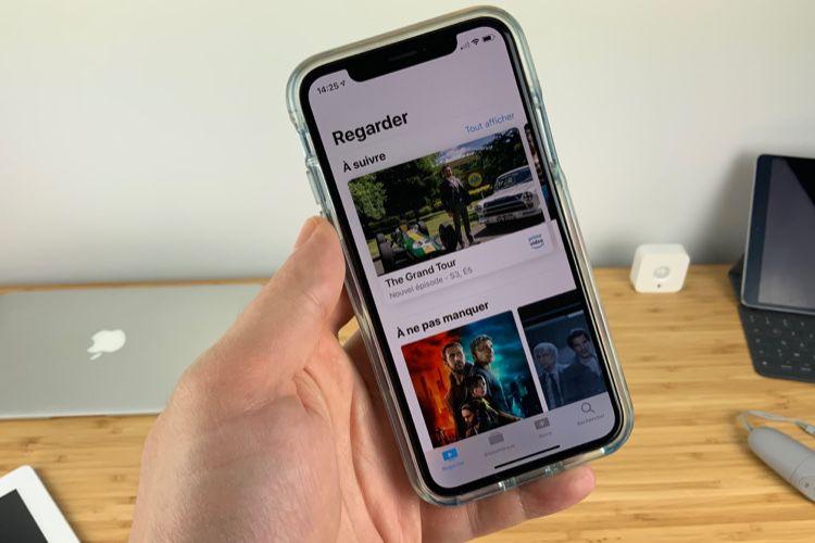 Les utilisateurs Apple pourraient profiter gratuitement des contenus vidéo exclusifs à partir d'avril