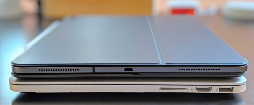 Comment l'iPad Pro a trouvé sa place dans mon travail