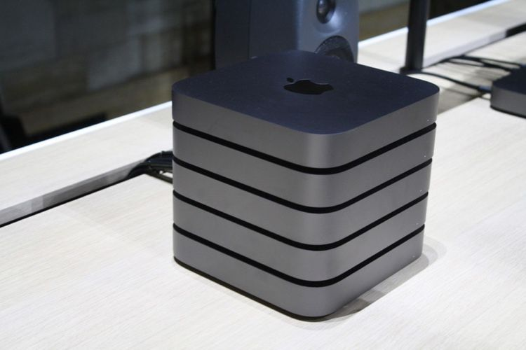 Futur Mac Pro : un empilement de modules connectés par un nouveau port Apple ?