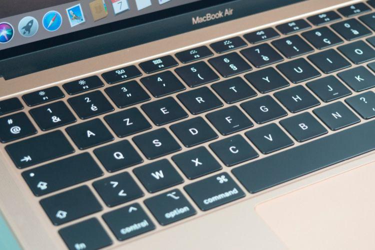 Apple reconnait que le clavier papillon de 3e génération a encore un problème de fiabilité