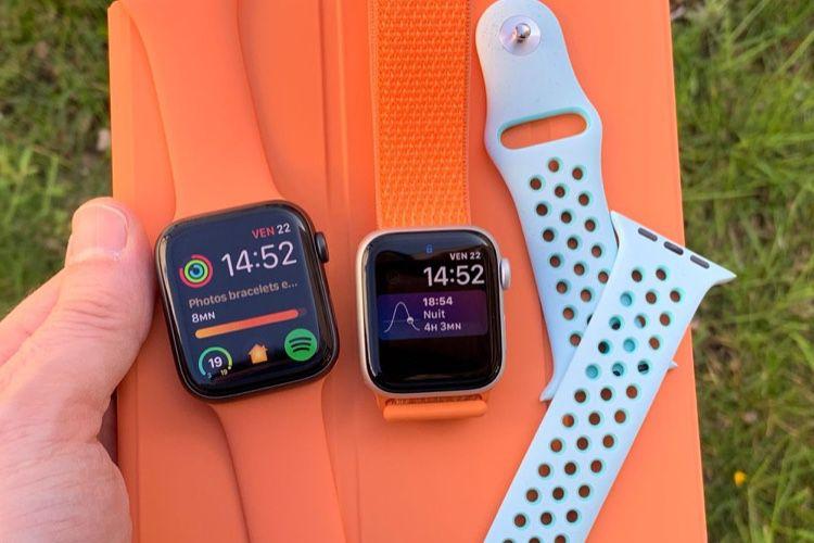 Prise en main des bracelets Apple Watch pour le printemps-été2019