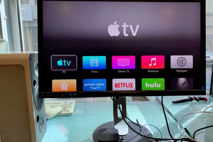Les Apple TV de 2012 et 2013 sont bonnes pour le Service
