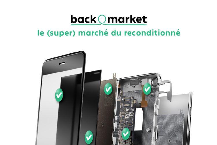 📣 L'iPhone X à partir de 640€ chez Back Market : la modernité à prix cassés !