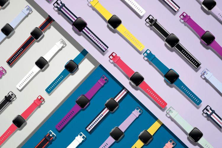 Fitbit remet sa gamme à plat avec des prix plus bas