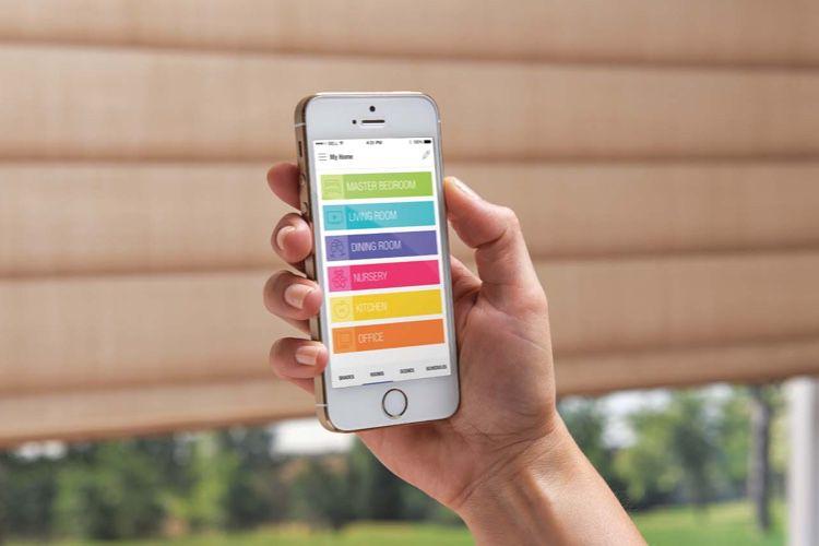 HomeKit : les stores de Luxaflex compatibles et une nouvelle option pour les garages