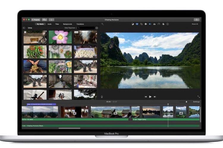 Des mises à jour pour iMovie, Final Cut Pro X, Motion et Compressor