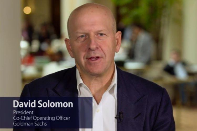 Nouveau signe d'une carte de crédit Apple-Goldman Sachs