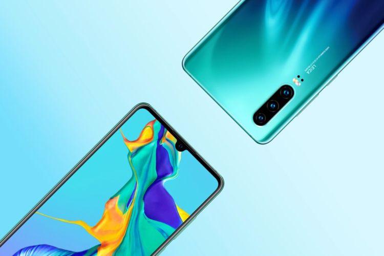 Huawei P30: des fuites de toutes parts