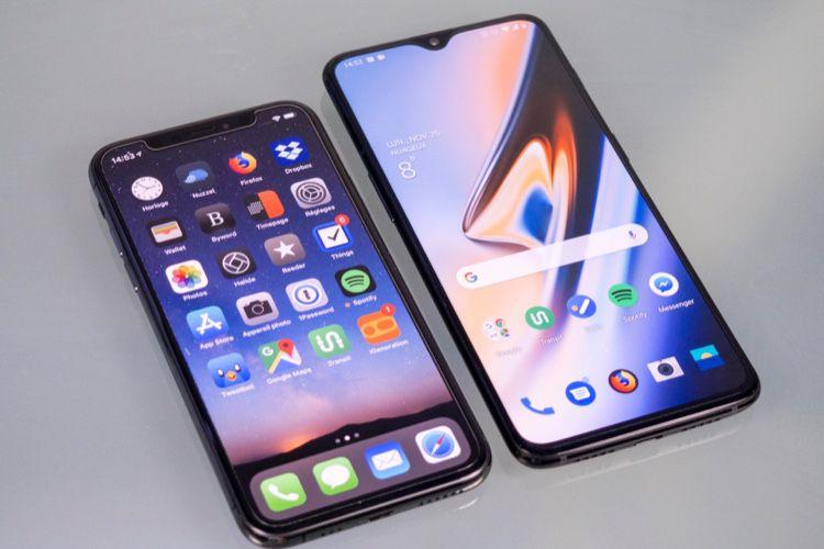 Quel fabricant de smartphones pourrait faire le plus d'ombre à Apple à l'avenir ?
