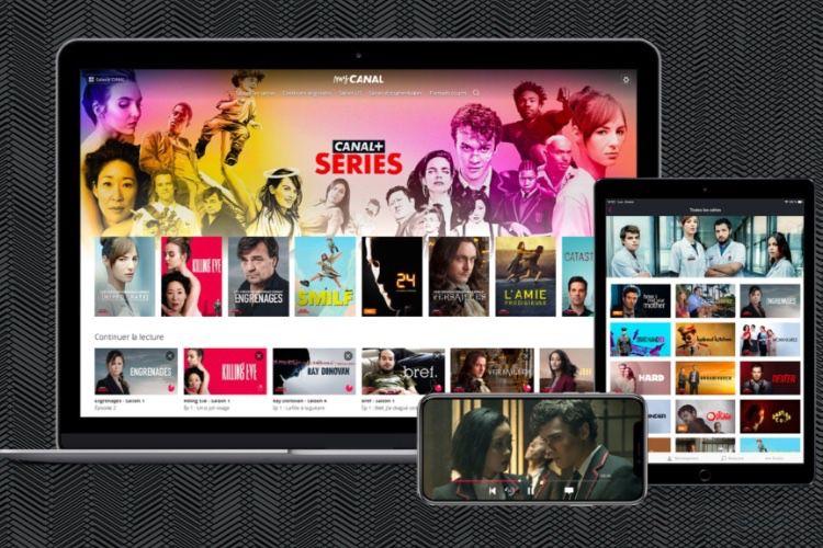 Canal+ Séries : la nouvelle offre streaming de Canal+ à partir de 6,99€ par mois