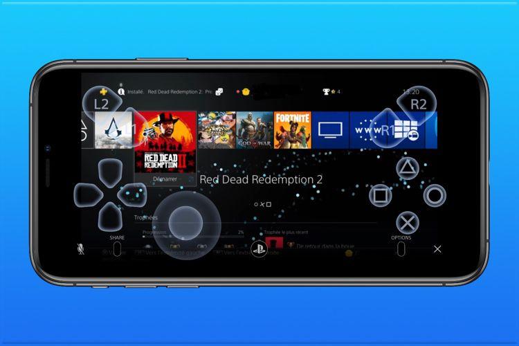 Sony active la lecture à distance de la PS4 pour iOS [MàJ]
