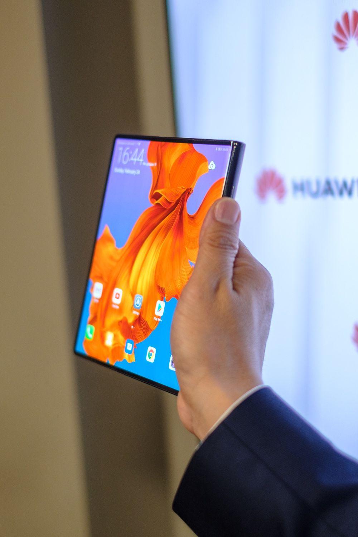 Huawei plie sous la pression et repousse la sortie du Mate X