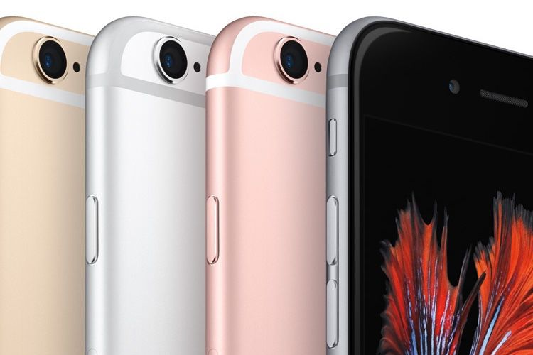 Promo : l'iPhone 6s 32 Go neuf chez RED à 299 €