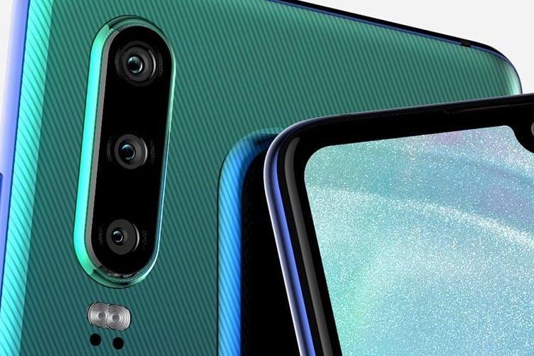 Huawei vante la qualité photo du P30 avec des images prises au reflex🙄