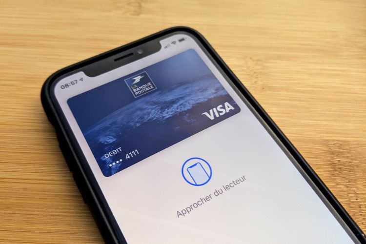 La Banque Postale active Apple Pay [MàJ]