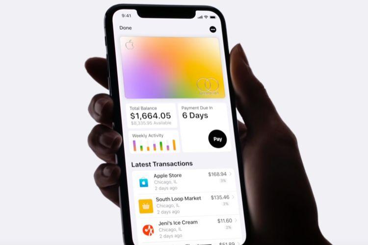 Apple Cardattise l'intérêt des consommateurs
