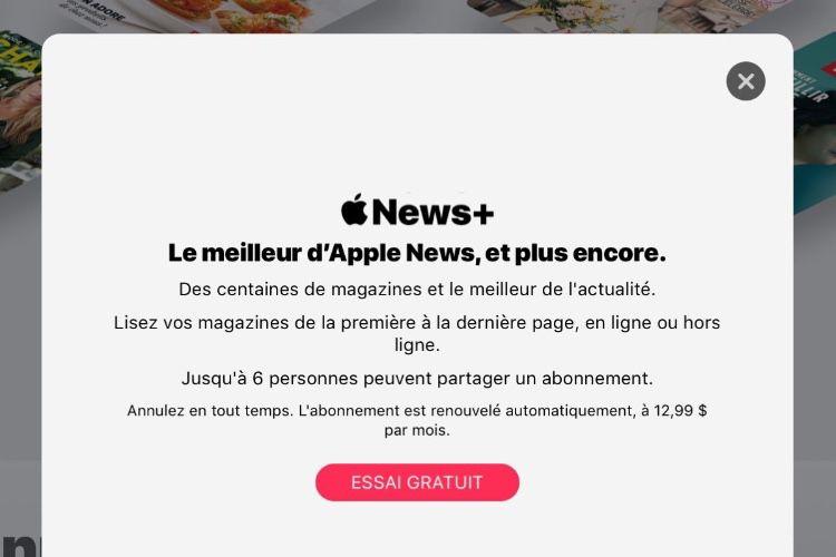 La transition entre Texture et Apple News+ laisse les utilisateurs Android au bord de la route