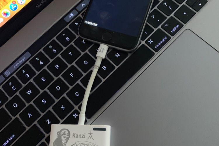 Ces prototypes d'iPhone vendus aux hackers spécialisésensécurité