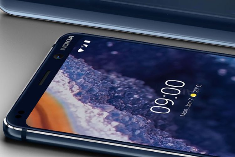 Le nouveau Nokia acheté, un remplacement d'écran assuré