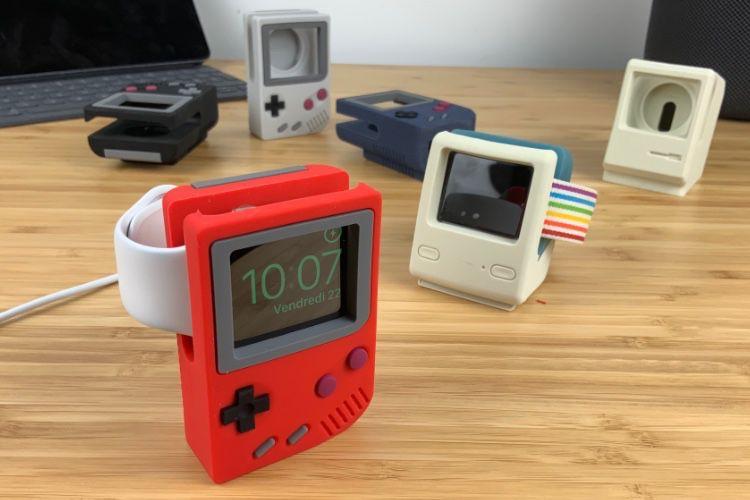 Elago : c'est dans les vieux pots qu'on fait les docks Apple Watch les plus sympathiques