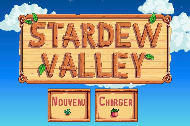 Stardew Valley est traduit en français sur iOS