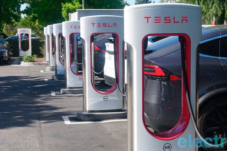 Le Superchargeur V3 de Tesla ajoute jusqu'à 120km en 5min