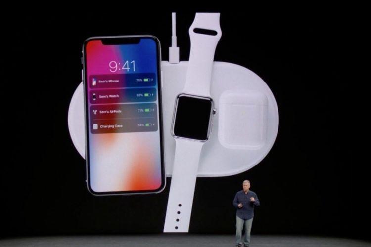 Dans iOS 12.2, l'AirPower est tout prêt de sortir
