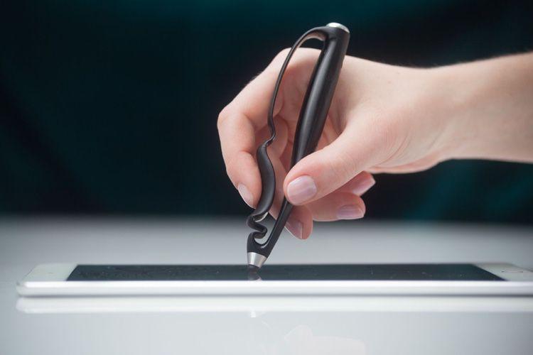 Test du stylet Scriba pour iPad