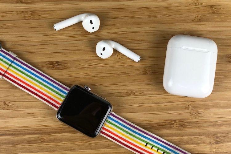 Apple champion toutes catégories du marché des wearables