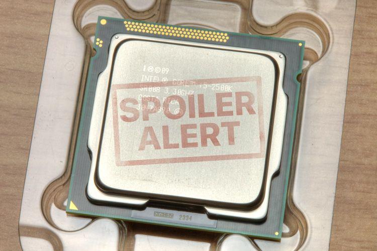 Spoiler, une nouvelle faille de sécurité dans les processeurs Intel