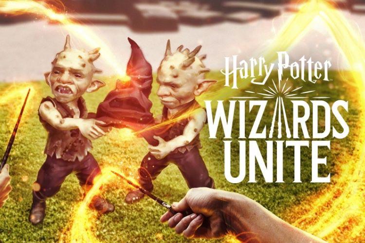 Harry Potter Wizards Unite : Niantic lève un peu le voile sur son prochain jeu
