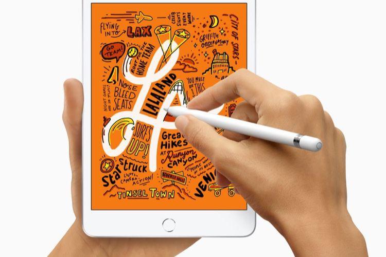 Les iPad mini5 et iPad Air arrivent plus vite que prévu