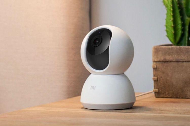 La caméra de surveillance de Xiaomi en vente en France à 39 €
