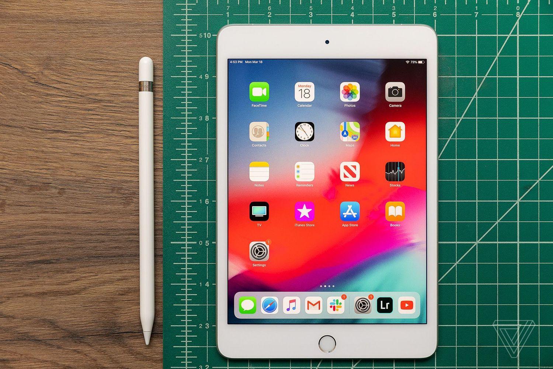 Revue de tests: iPadmini5, une petite tablette «sans concurrence»