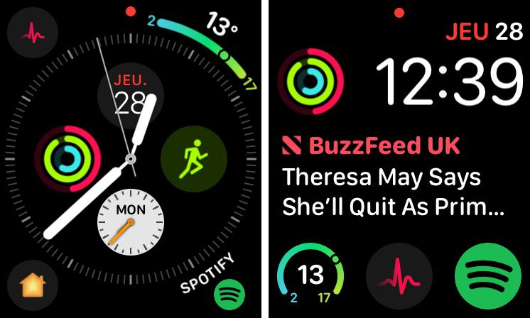 Apple active la fonction ECG de son Apple Watch en Belgique