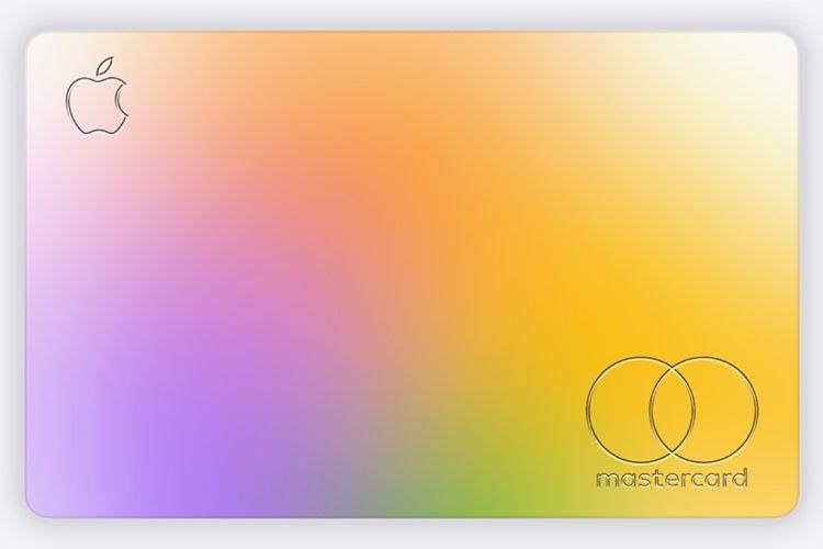 Apple Card : la jolie carte de crédit d'Apple