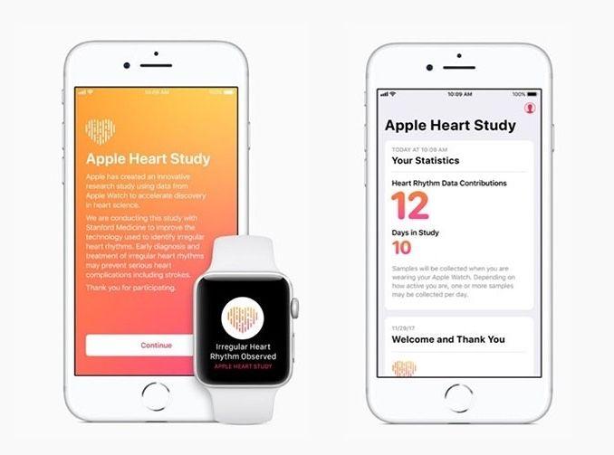 L'Apple Watch est-elle performante pour détecter les troubles cardiaques ?