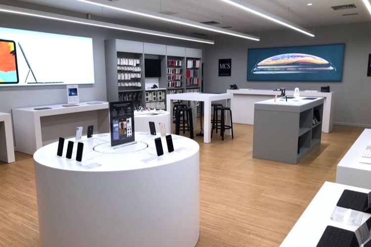 L'APR MCS réouvre son magasin de Cannes